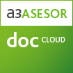 Curso a3ASESOR | doc CLOUD