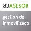 Curso Módulo Gestión de Inmovilizado a3ASESOR | eco / con